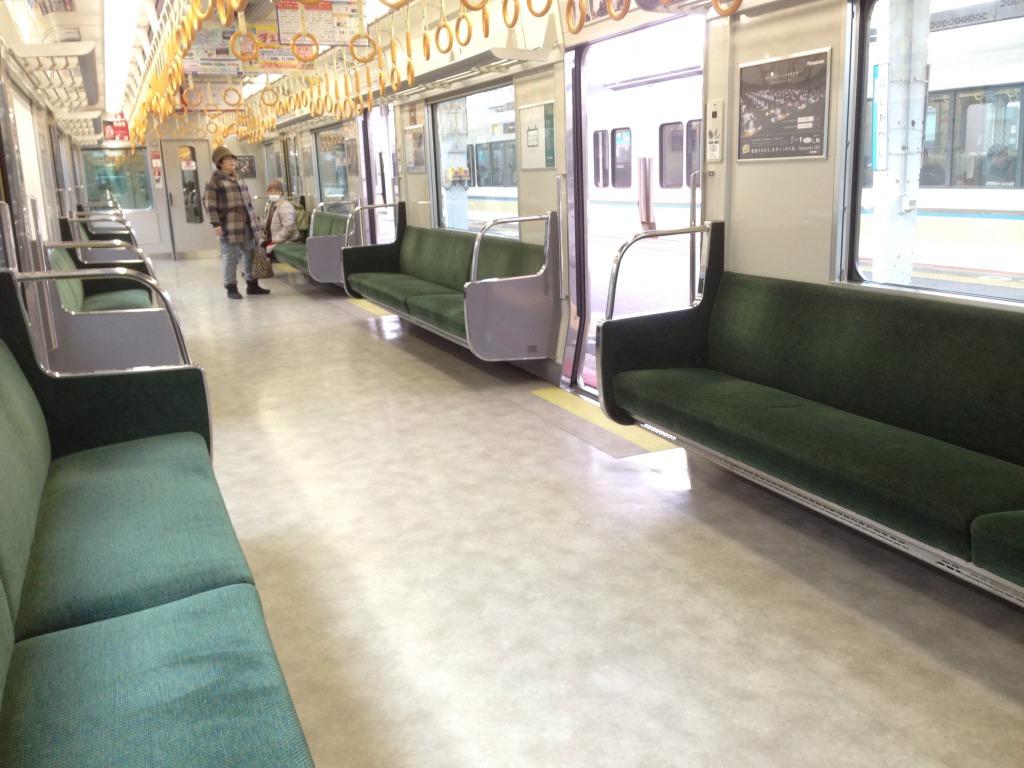 西明石以西に行かない普通列車